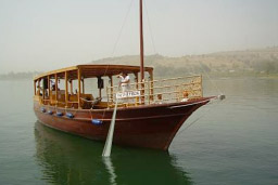 Israel tour from South Africa - Sea of Galilee