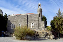 Israel tour from South Africa - Peter's Primacy