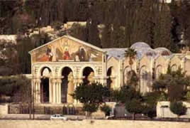 Garden of Gethsemane & The Church of All Nations