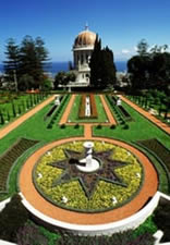 Haifa - The Baha'i Shrine