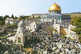 Shrines of the Temple Mount